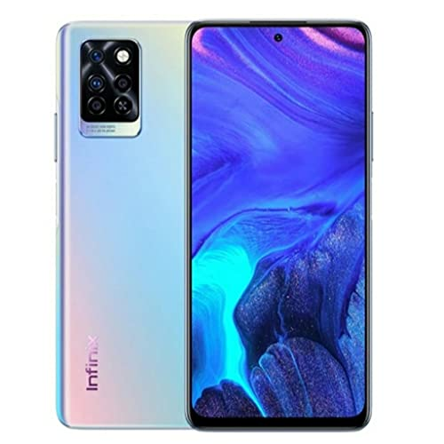 Infinix Note 10 Pro NFC 4G LTE   6GB Ram   64 GB Storage   6.95'' FHD+ 90Hz Refresh Rate Display   Helio G95 Octa Core CPU   5000(typ) mAh Big Battery   33W Super Charger   Android Smartphone