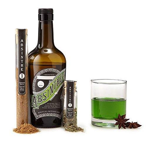 (Absinthe Making Kit - World's Most Notorious Drink)