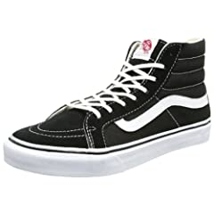 2a263aec580 Vans Womens Sk8 Hi Slim Sneaker - Casual Women s Shoes