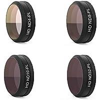 gouduoduo2018 MAVIC Air UV ND ND-PL CPL Lens Filters for DJI Mavic Air Drone Accessories