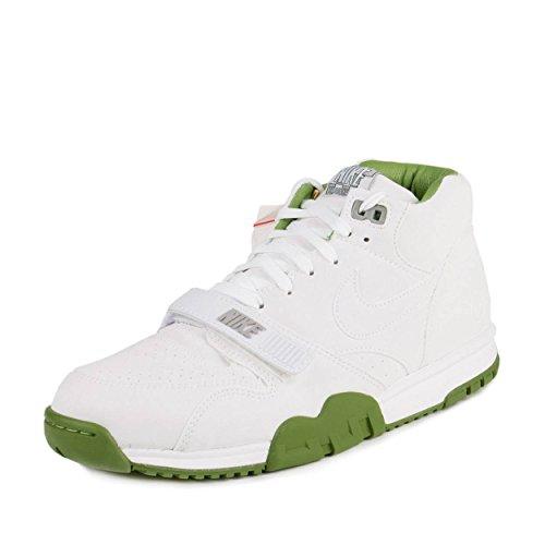 online store f9689 5de11 Amazon.com   Nike Mens Air Trainer 1 Mid Sp Fragment Leather Mid-Top  Athletic Shoes   Shoes