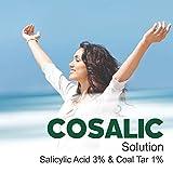 Cosalic Coal Tar and Salicylic Acid Dandruff