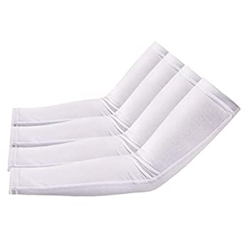 BINGUO® Outdoor Unisex Cycling Bike Bicycle Sun Protection Arm Sleeves Warm Cover Pack of 2 Pairs