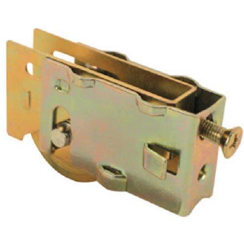 Slide-Co 131449 Sliding Glass Door Roller Assembly, 1-1/4-Inch (1/4 Rollers 1 Door Patio)