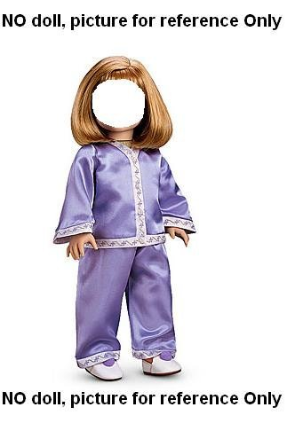 Nellies Pajamas American Girl F0955-AF1A