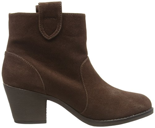 Rocket Dog STASSI Damen Kurzschaft Cowboystiefel Braun (TRIBAL BROWN CJH)
