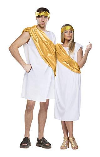 Horror-Shop Toga romana del traje unisex One Size: Amazon.es ...