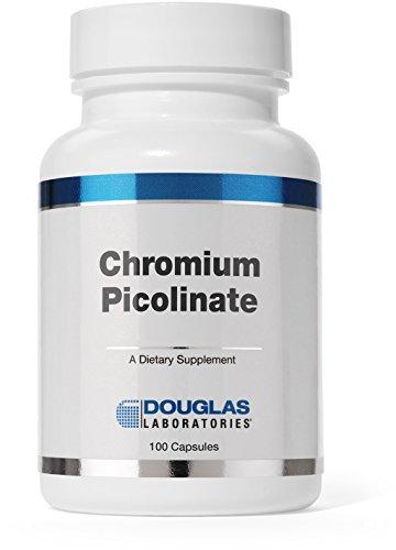 Douglas Laboratories Chromium Picolinate Metabolism