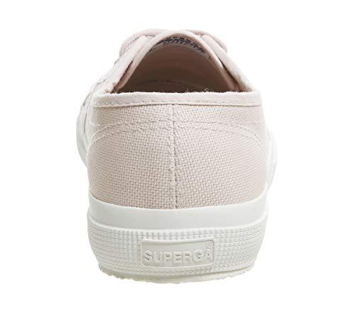 Superga Skin Pink Cotu 2750 Sneaker Women's Full White rxgXvr