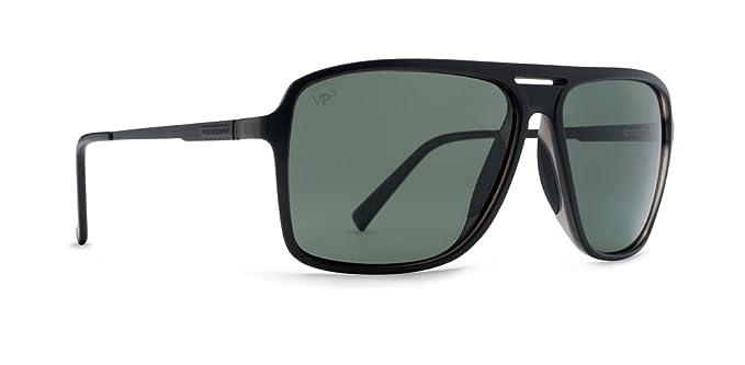 4051d005fa Amazon.com  VonZipper Unisex Hotwax Polarized Sunglasses