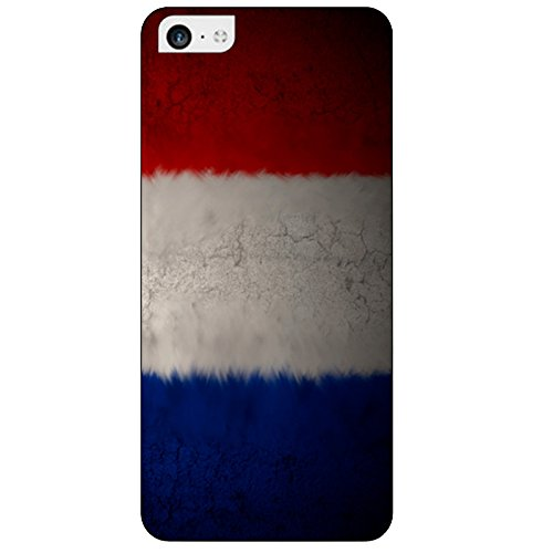 Coque Apple Iphone 5c - Drapeau Français
