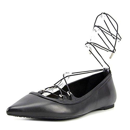 Michael Michael Kors Tabby Flat Piel Zapatos Planos