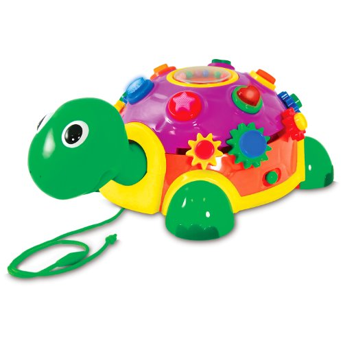 Journey Pull - The Learning Journey Funtime Activity Turtle