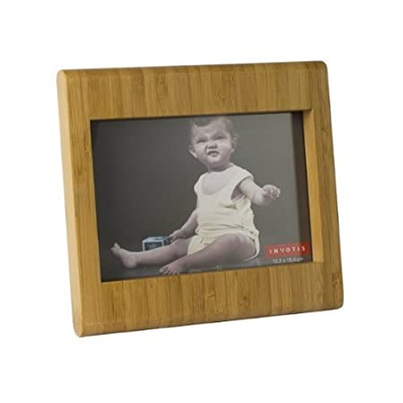 Photo Frame Silver Wooden Large Chunky Wall 11x9 10x8 7x9 6x4 Multi ...