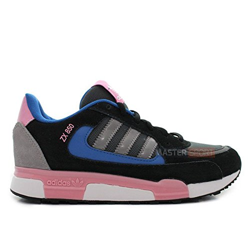 adidas Originals Zx 850, Baskets mode femme Noir