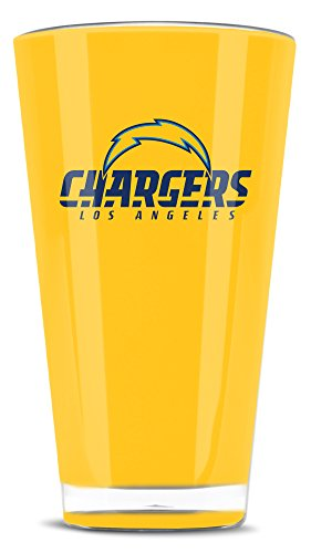 NFL Los Angeles Chargers 20oz Insulated Acrylic Tumbler