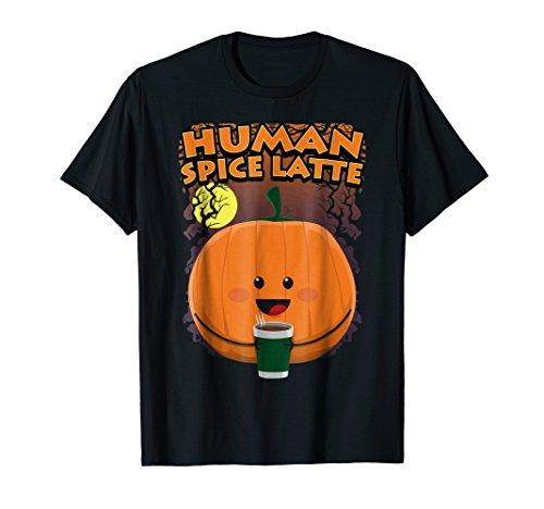 Funny Halloween Pumpkin Spice T-Shirt - Punny -