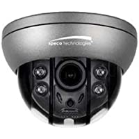 Speco HTFD2TM - 2MP 1080p HD-TVI Dome Camera Motorized 2.8-12mm Lens
