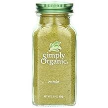 Simply Organic Cumin (1x2.31 Oz)