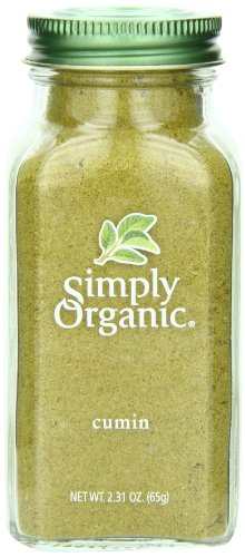 Simply Organic Certified 2 31 Ounce Container