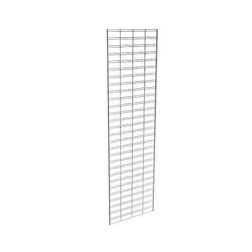 Econoco Commercial Slatgrid Panel, 2' Width x 7' Height (Pack of 3)