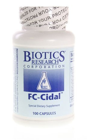 Biotics Research FC-Cidal 100 Capsules