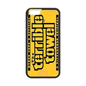"Tt-shop Custom PITTSBURGH STEELERS TERRIBLE TOWEL Print For iPhone6 4.7"" (Laser Technology) T334"