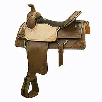 Billy Cook Saddlery Badland Roper Saddle 16