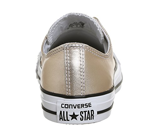 Converse Unisex-Adult Chuck Taylor All Star Core Ox Trainers Blush Gold Exclusive MUmTjVLLR