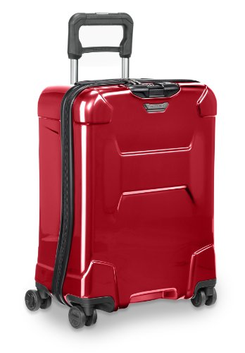 "Briggs & Riley Torq Hardside 21"" 4 Wheel Spinner, Ruby"