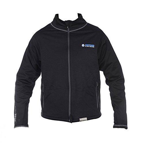 Oxford Men's Chillout Multi-Sport Windproof Jacket (Black, XXX-Large/50'')