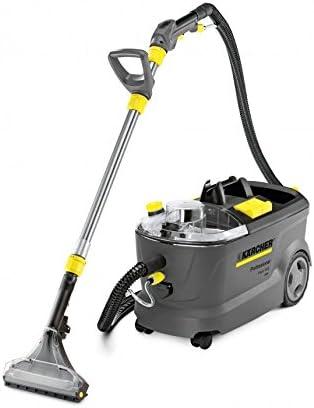 Kärcher Puzzi 10/2 Adv Drum vacuum cleaner 1250W Negro, Gris ...