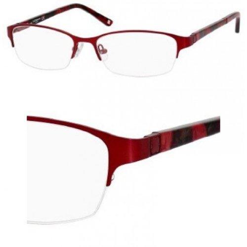 LIZ CLAIBORNE Monture lunettes de vue 385 0FC9 Rouge/Rose 51MM