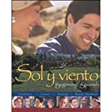 img - for Sol y viento Student Edition with Online Learning Center Bind in Card [Hardcover] book / textbook / text book