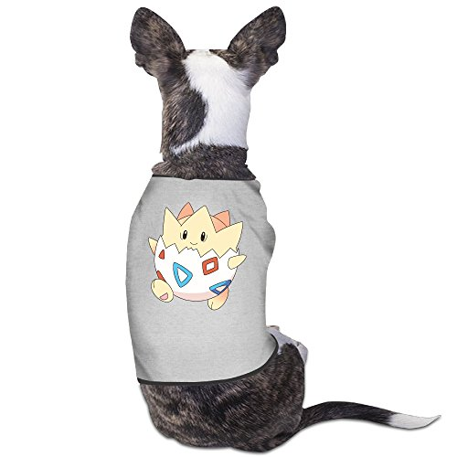 [Togepi Fairy Pokemon Warm Dog Costumes For Small Dogs] (Pokemon Togepi Costume)