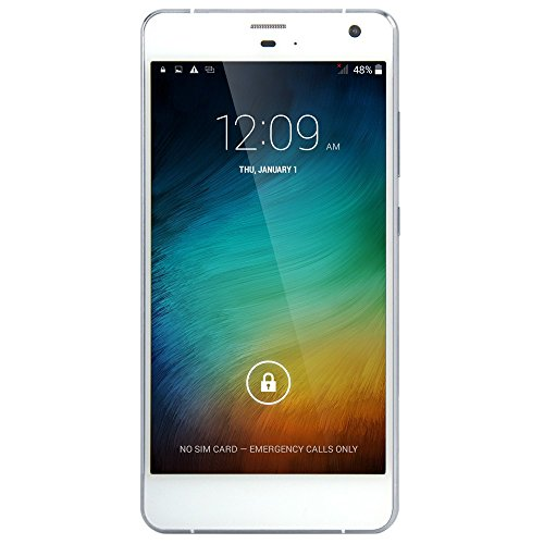 DZOOM D1S 5.0 inch Android 4.4.2 3G Smartphone MTK6582 1.3GHz Quad Core 1GB RAM 8GB ROM by DZOO