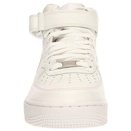 Nike Air Force - Zapatillas de gimnasia para hombre Weiß