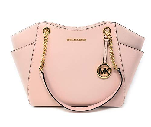 Michael Kors Jet Set Travel Large Chain Shoulder Tote (Blossom 2019)