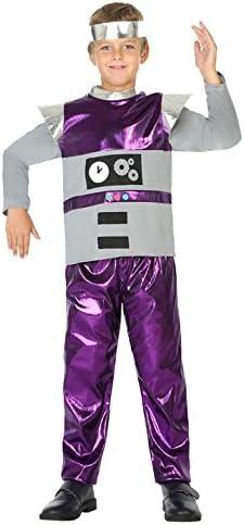 Atosa Robot Disfraz: Amazon.es: Juguetes y juegos