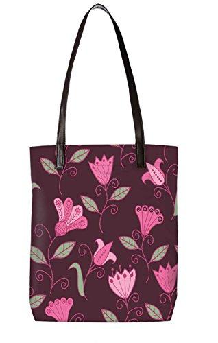 Snoogg Strandtasche, mehrfarbig (mehrfarbig) - LTR-BL-5170-ToteBag