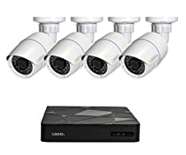 Q-See 8CH 1080p IP NVR System with 2TB HDD, Includes 4x QTN8031B Bullet Camera