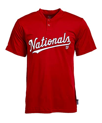 (Majestic MLB Team T-Shirts (Nationals, S))
