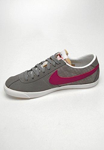 Nike - Zapatos de cordones para hombre Grey/Fucsia
