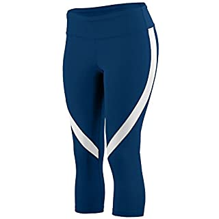 Augusta Sportswear Women's 2405, Navy/White, X-Large