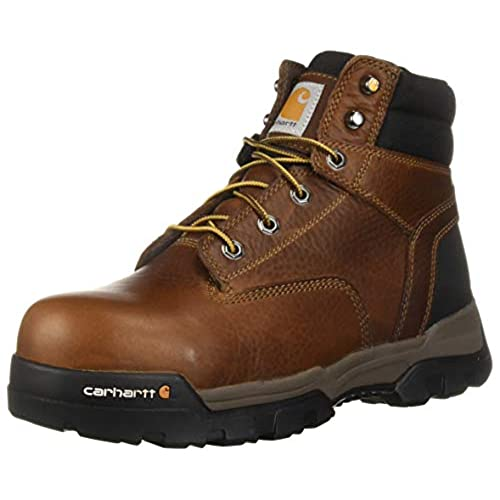 "Carhartt Men's Ground Force 6"" Non-Waterproof Comp Toe Industrial Boot"