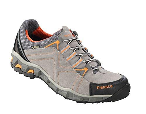 Lt Mens Shoe Libero Treksta Grey Approach Hiking aXwddSq