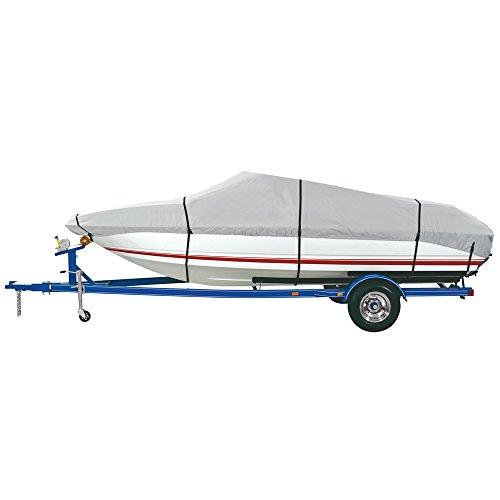 Dallas Manufacturing Co. Heavy Duty Polyester Boat Cover E 20'-22' V-Hull Runabouts Except Cuddy Cabin/Center Console