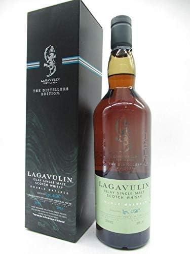 ラガヴーリン ダブルマチュアード (16年) 2002 並行品 43度 700ml