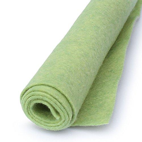 Pistachio Ice Cream Green - Wool Felt Oversized