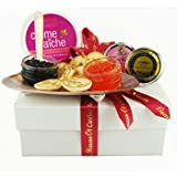 Simply Caviar Gift Basket - Perfect Gourmet Food Gift